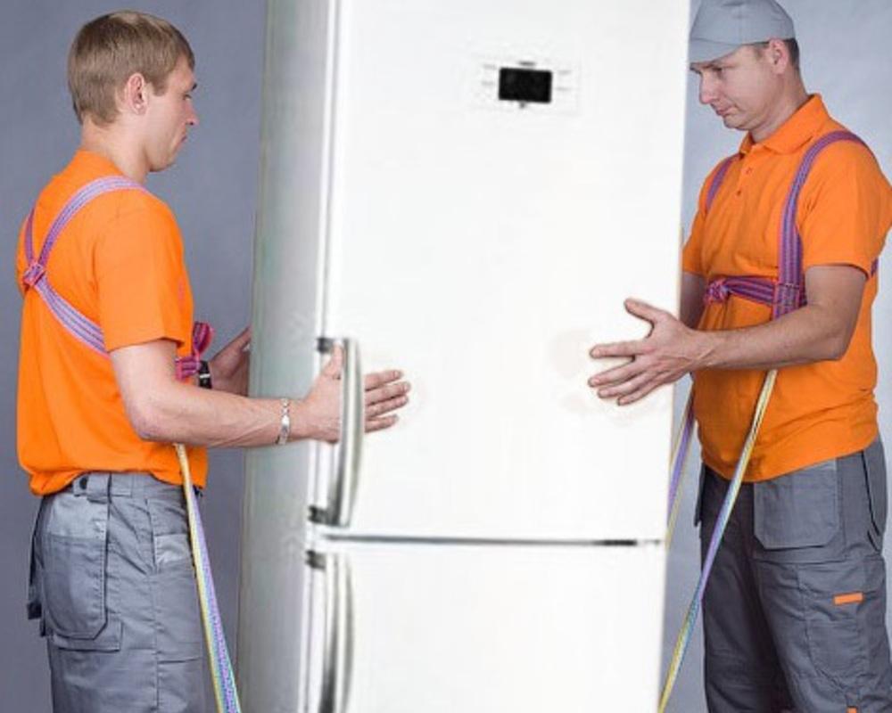 Как правильно перевозить холодильное оборудование